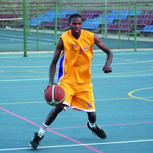 Fokothi chase  first title