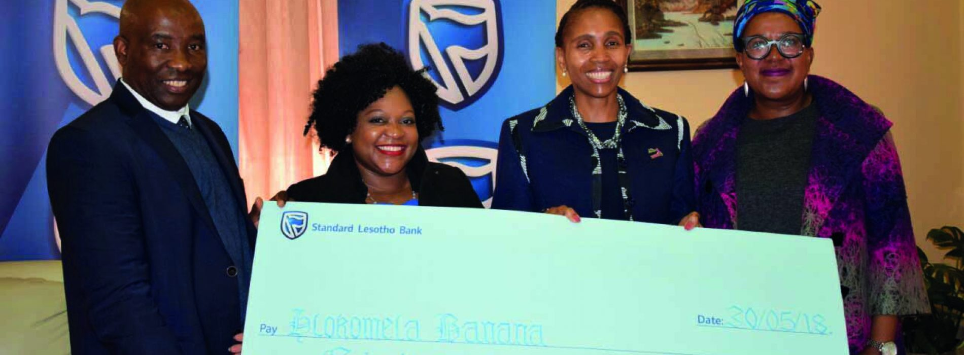 'Blue bank' touches lives