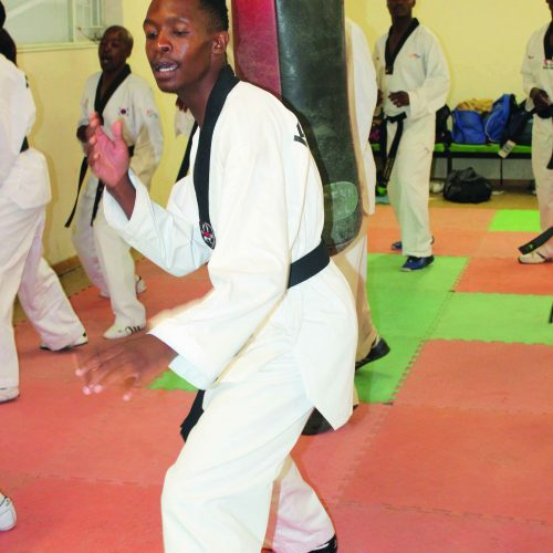 Blow for taekwondo Olympic hopefuls