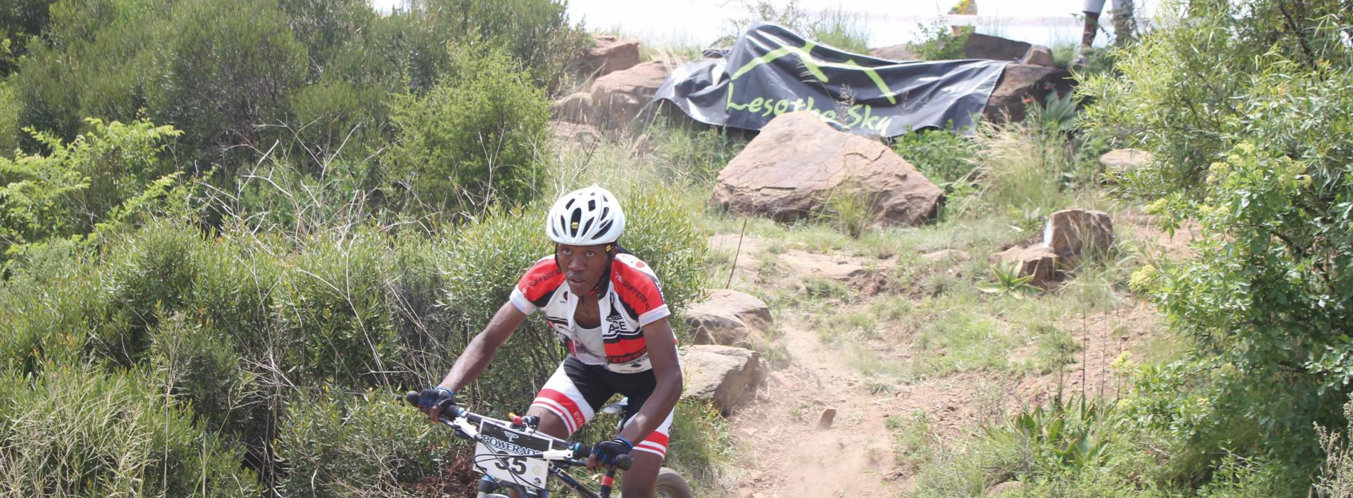 Monese fine-tunes for Lesotho Sky Race