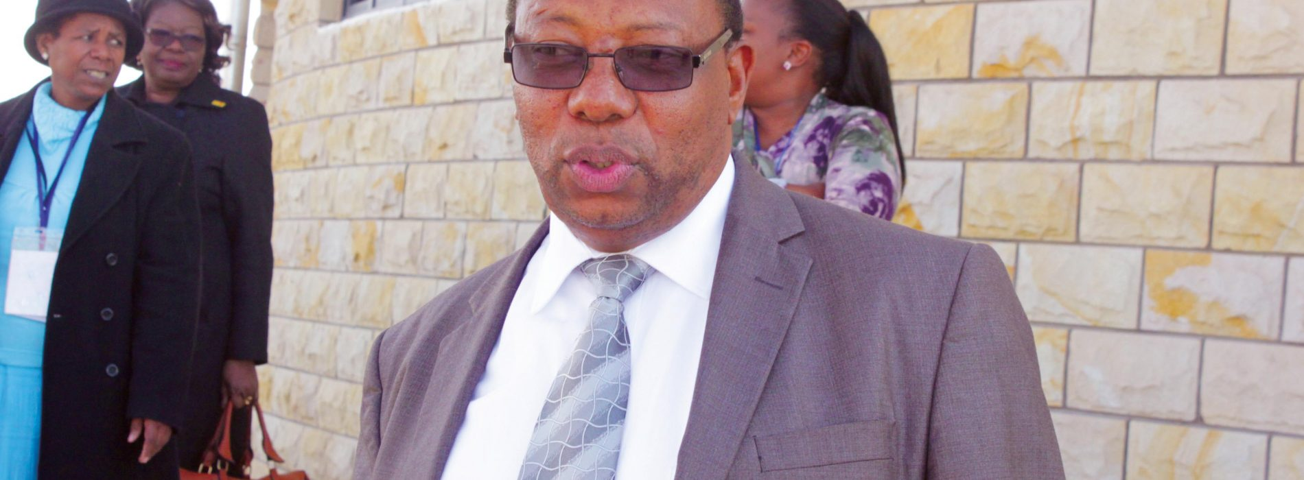 Kholumo kicked out of parliament