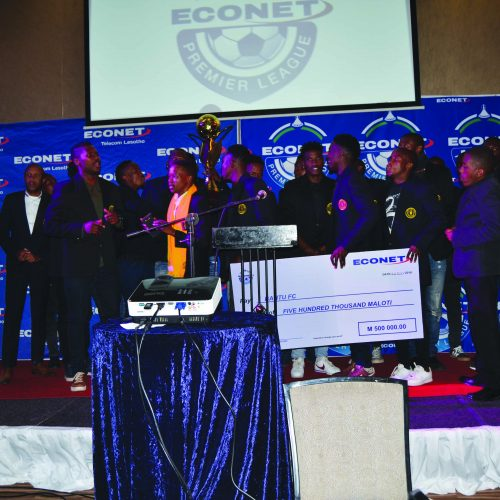 Maloisane wins big
