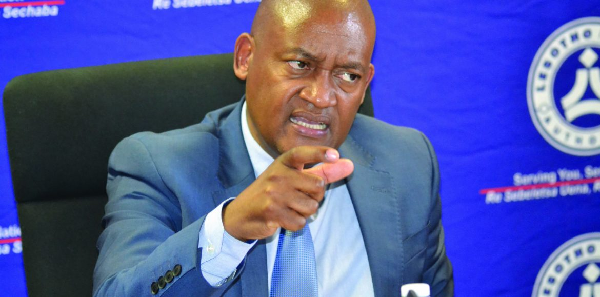 SARS' new rules squeeze Lesotho