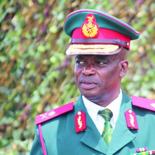 Work hard to regain people's confidence, army told