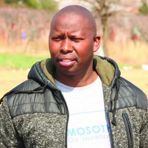 Mofokeng in resignation U-turn