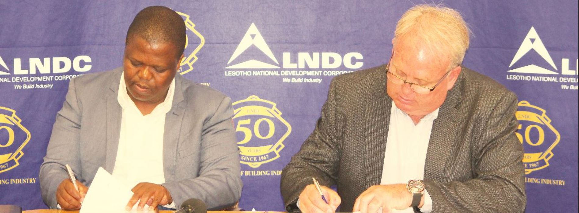LNDC seals M250 million piggery deal
