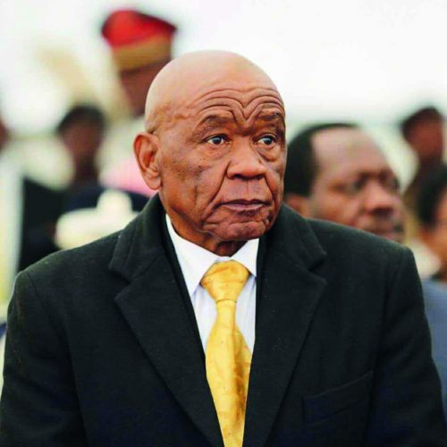 Majara hits back at Thabane