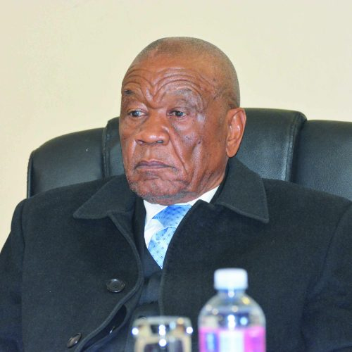 Thabane on charm offensive in Qacha's Nek