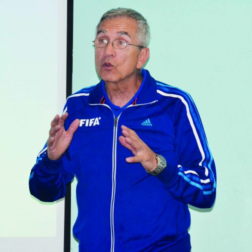 Coaches undergo Fifa course