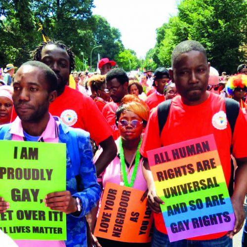 Gay rights and the global culture