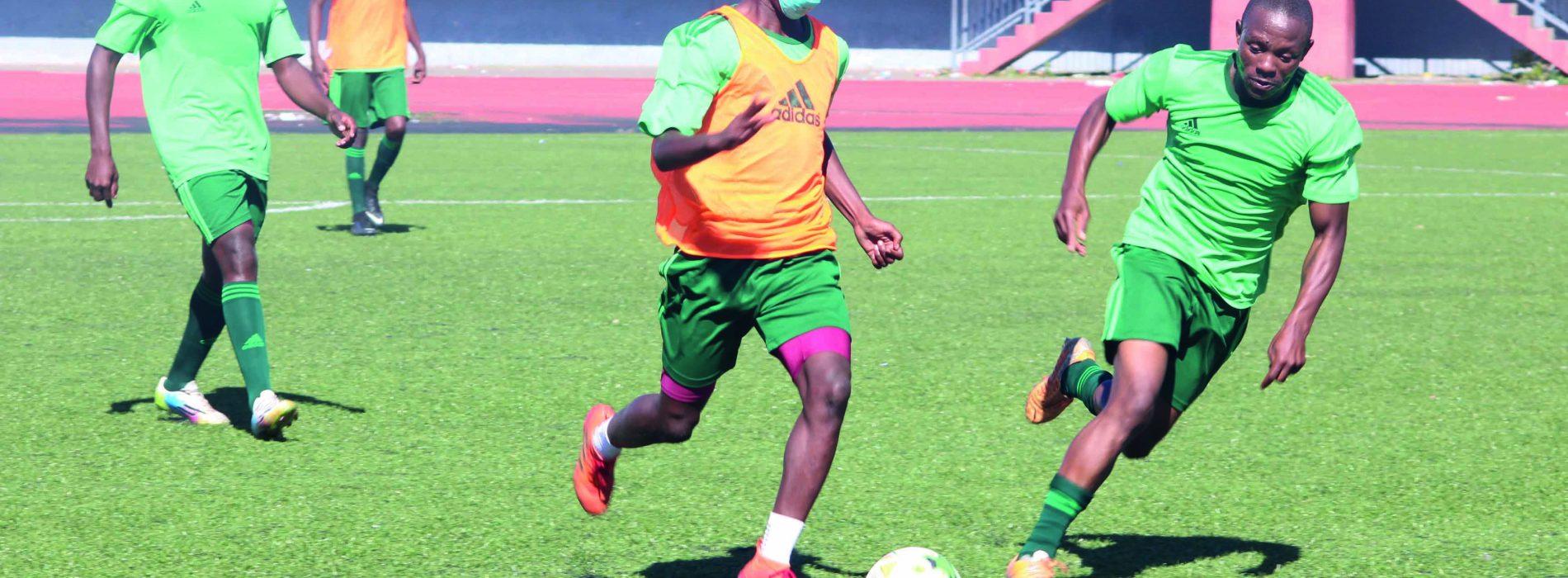 Likuena seek to maul Cape Verde