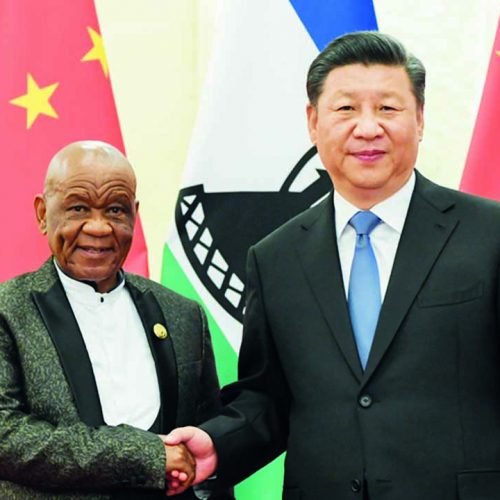 Chinese whirlwind hits Lesotho