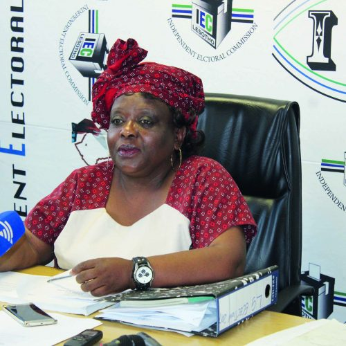 IEC bemoans 'constant' elections in Lesotho