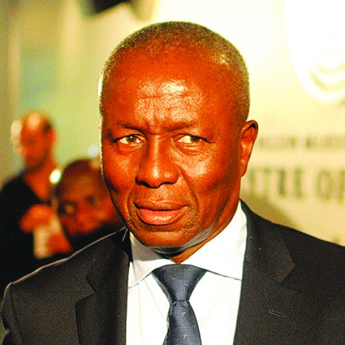 Moseneke talks tough