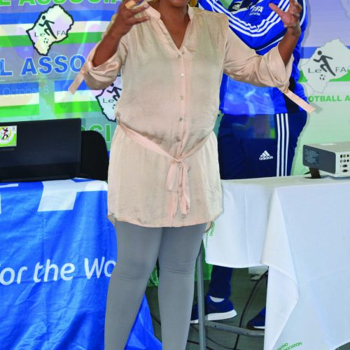 Top FIFA instructor conducts seminar