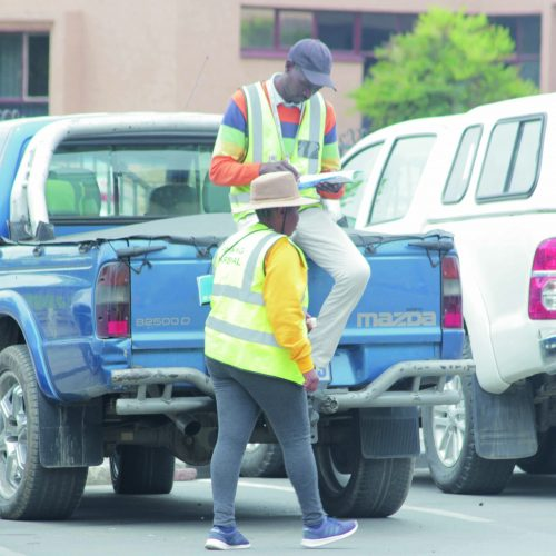 Parking marshals fleece Maseru council