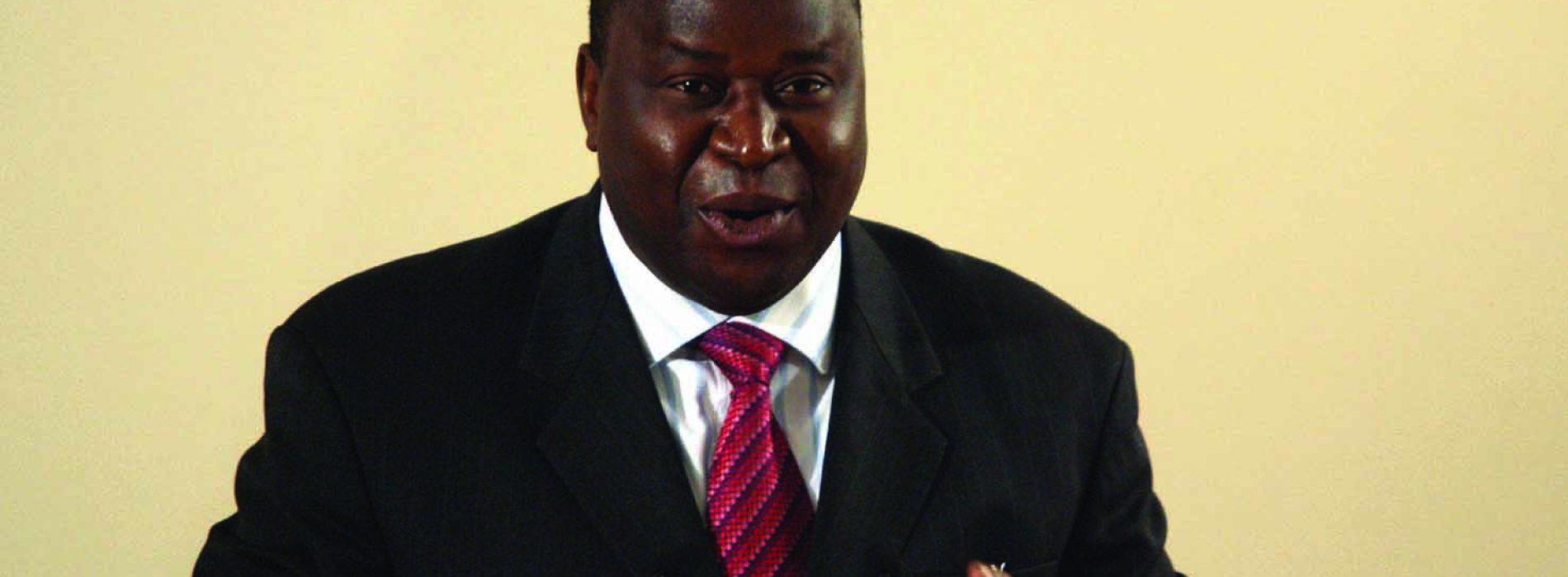 'West has no interest in Africa's development'