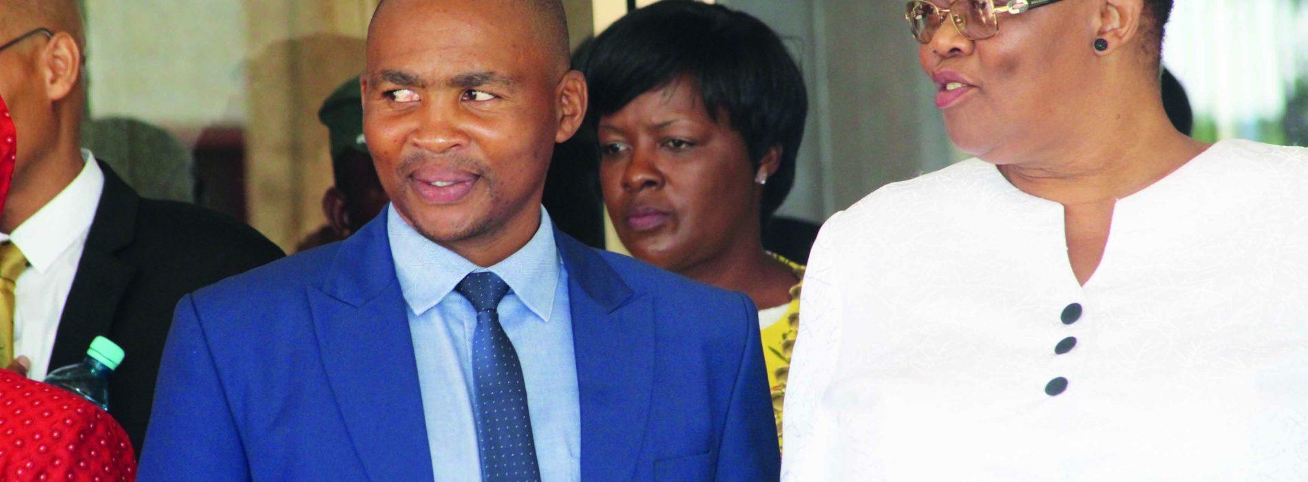 Two deputy ministers, one portfolio