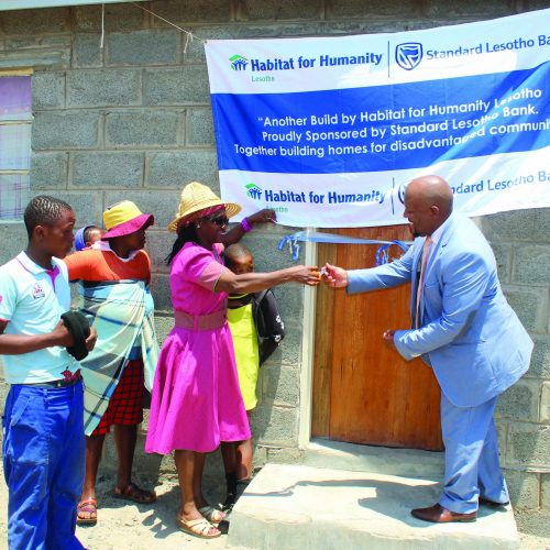 Bank puts smile back on the faces of orphans