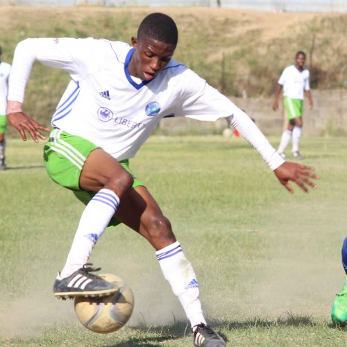 Giants clash in MGC Soccer Spectacular