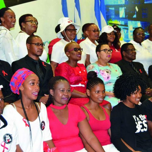 'HIV is no death sentence'