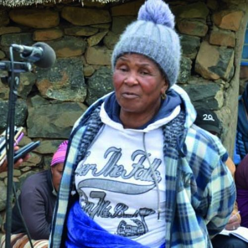 Villagers turn against TRC