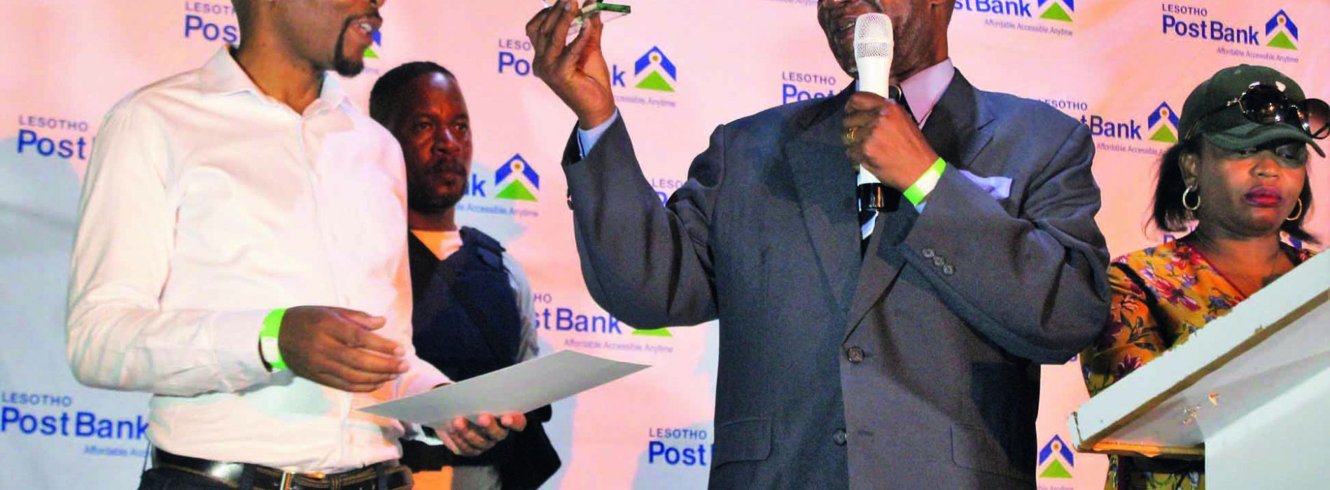 Bank posts over M50 million profit