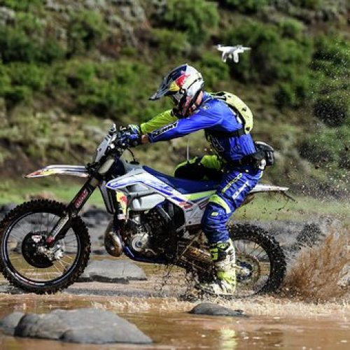 Thrills and spills at Roof of Africa