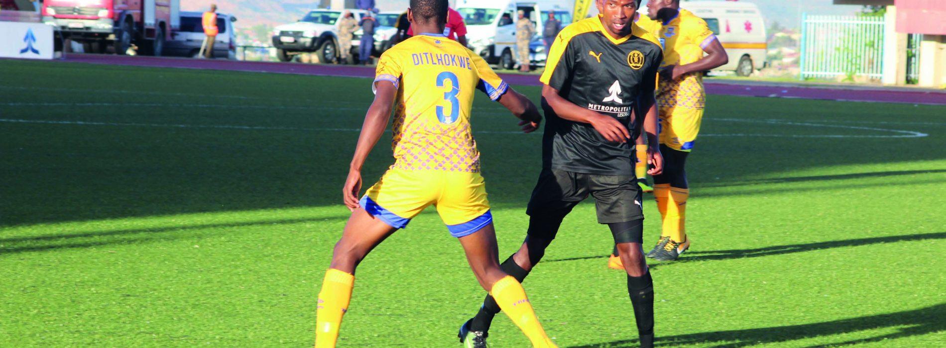 Bantu chase CAF dream