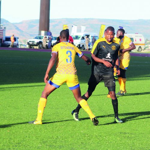 Bantu chase CAF dream