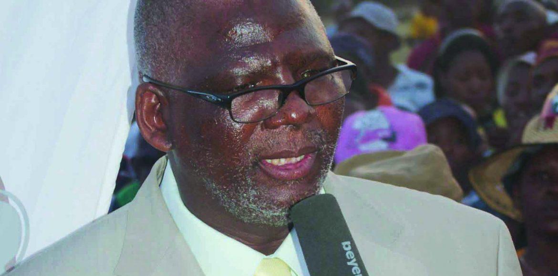 Family vows to  take on Nthane