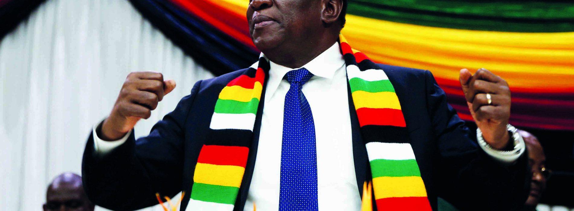 Trouble in Zimbabwe