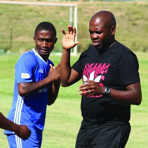 We're not dreaming of top four, says Mafoso