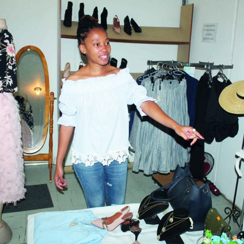 Carving a niche in fashion industry