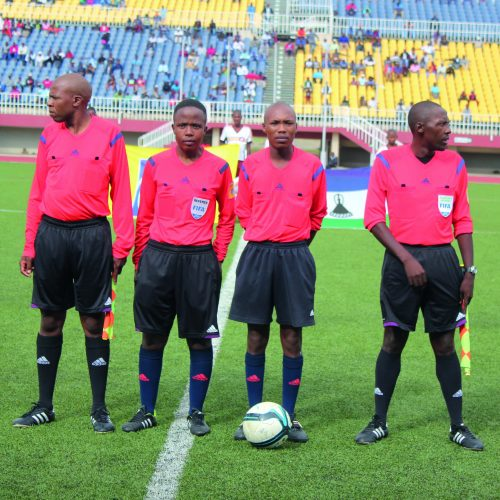 Refs up in arms over allowances