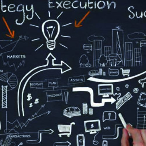Strategy execution is all you need