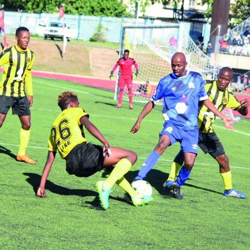 Bantu keep league hopes alive