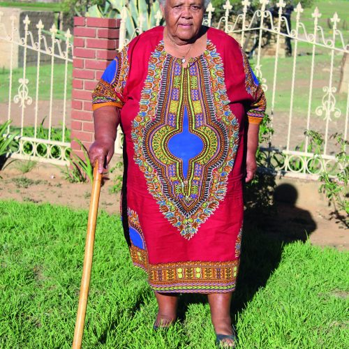 A giant of Lesotho politics