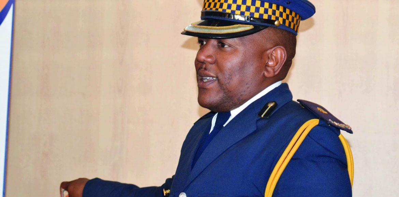 Hlotse police on go slow