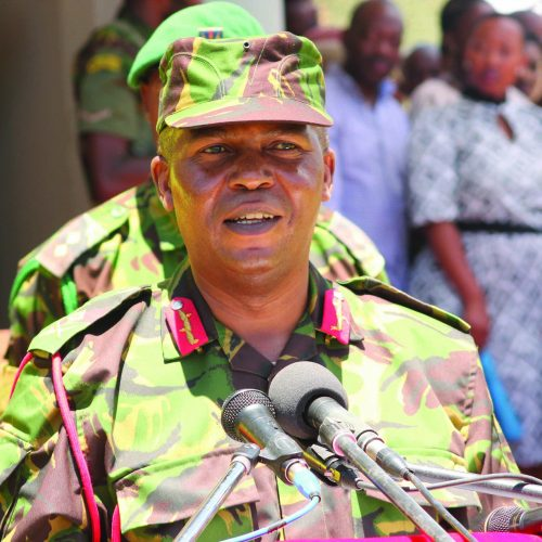 Soldier challenges mutiny ruling