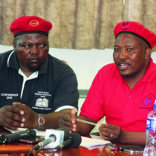No end to teachers' strike yet