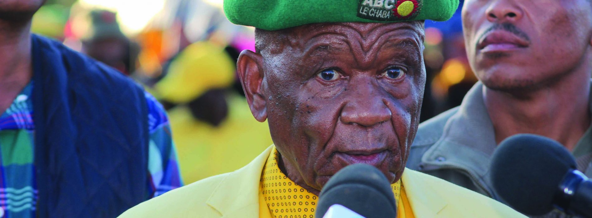 Thabane blasts party 'rebels'