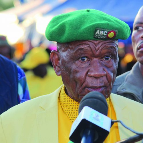 Thabane plots fight-back