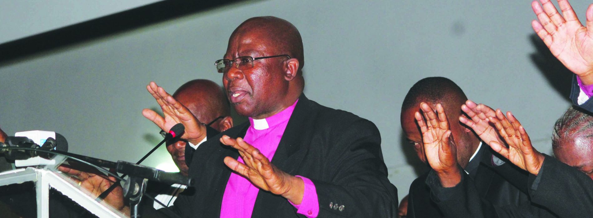 Power struggle will hurt coronavirus battle, says church