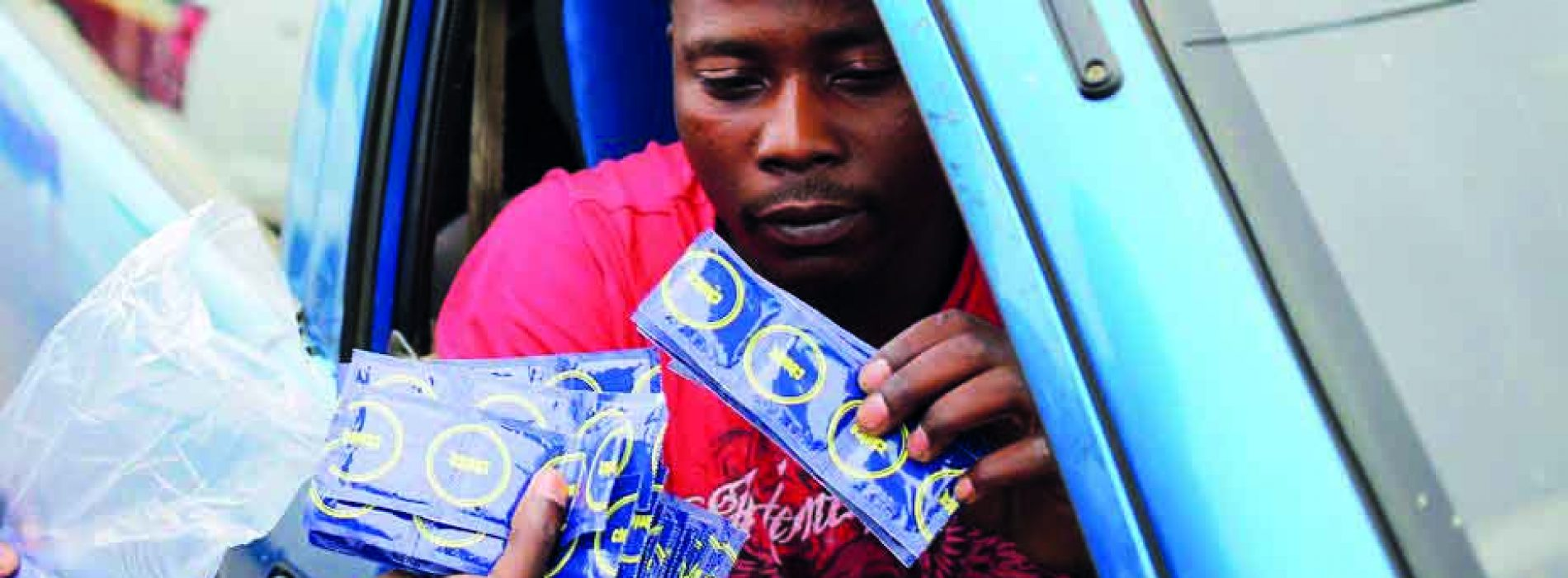 'Big holes in Lesotho's condom strategy'