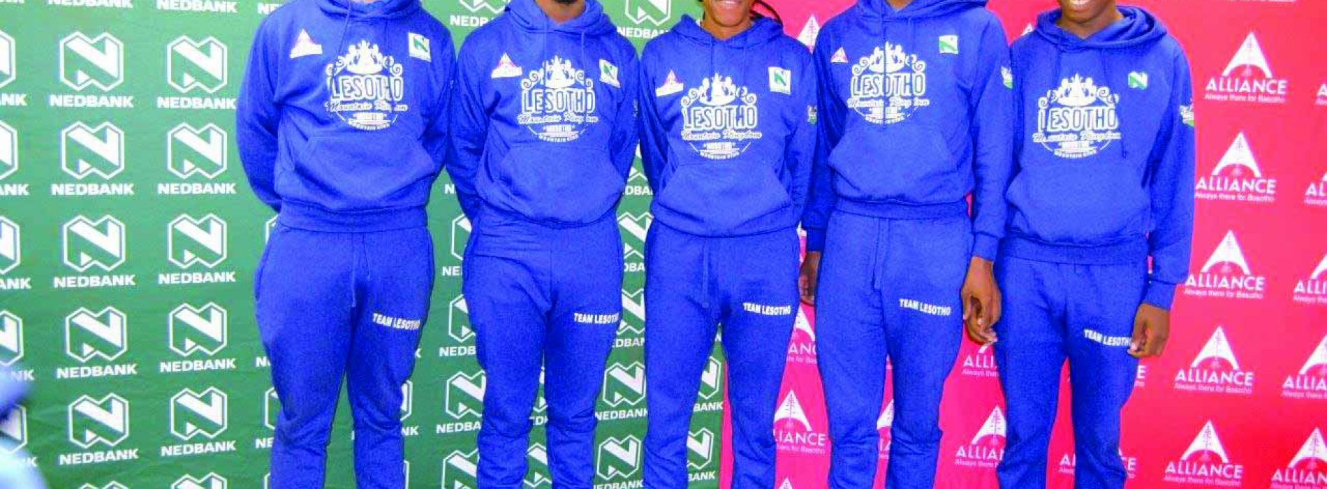 Lesotho cyclists reclaim second spot