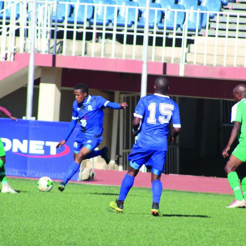 Matlama on brink of glory