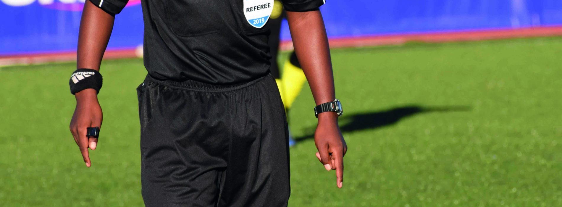 Top referees off to COSAFA