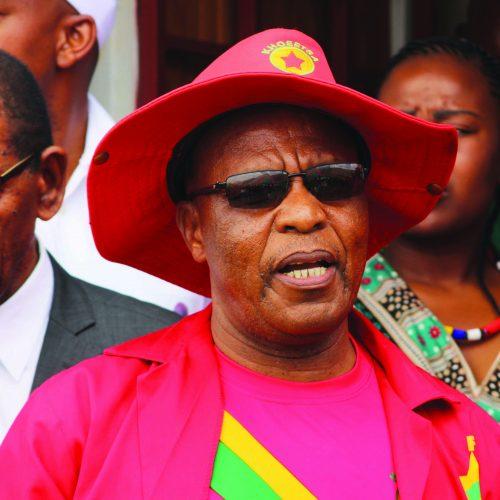 Rakuoane wants Mahase impeached