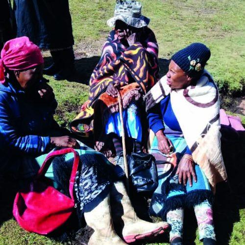 Villagers default on medication